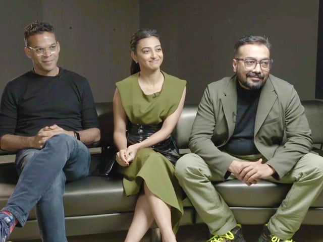 Video : <i>Lust Stories</i> Made A Lot Of People Uncomfortable: Anurag Kashyap