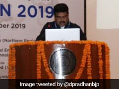 Move Away From Traditional Notions Of Success, Focus On Entrepreneurship: Dharmendra Pradhan