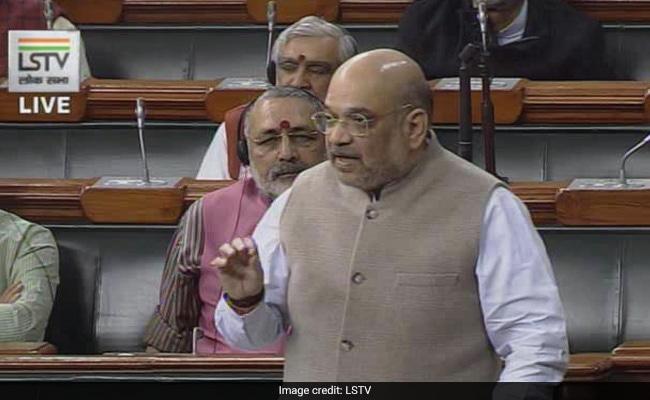 अमित शाह ने चीन के मुद्दे पर दी राहुल गांधी को संसद में बहस की चुनौती, बोले- हो जाएं 1962 से आज तक दो-दो हाथ