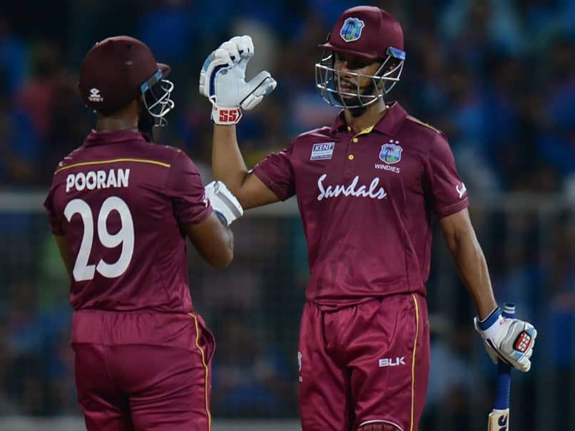 India vs West Indies: Lendl Simmons Fifty Helps West Indies Level Series With Eight-Wicket Win Over India