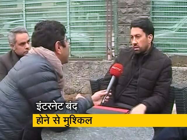 Videos : रवीश कुमार का प्राइम टाइम: कश्मीर में इंटरनेट बंद का स्वास्थ्य सेवाओं पर असर