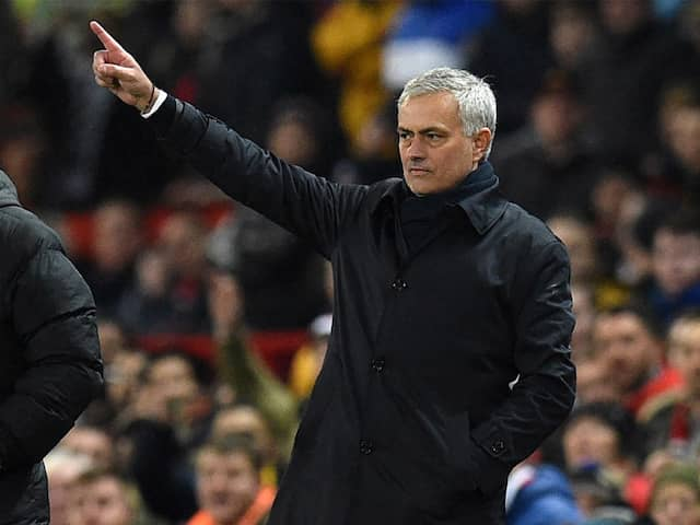 Jose Mourinho Sleeps At Training Ground To Conquer Anger After Manchester United Loss