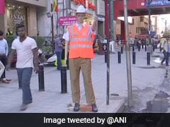 Life-Size Mannequins, Dressed As Cops, Regulate Traffic In Bengaluru