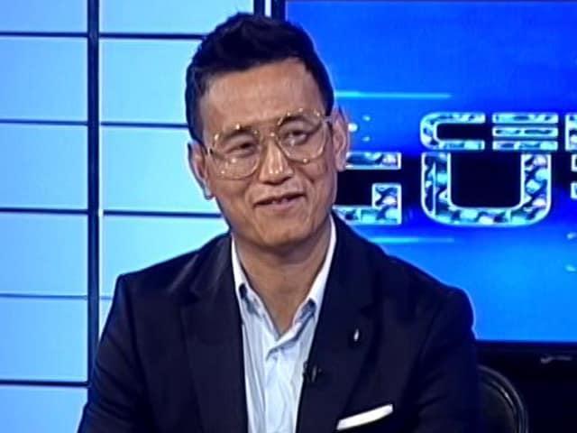 Video : Bhaichung Bhutia On Tech That Drives Him