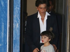 After Aaradhya, Shah Rukh Khan's Son AbRam Trends For His School's Annual Day Event Pics