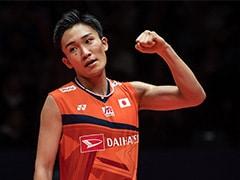 Kento Momota Trumps Badminton Greats With Record-Smashing Year