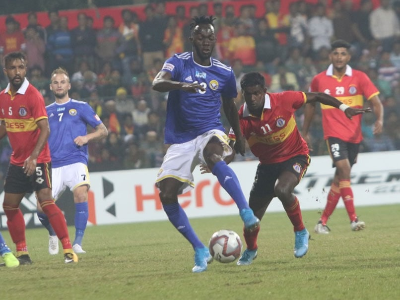 I-League: East Bengal, Real Kashmir Begin Campaign With 1-1 Draw