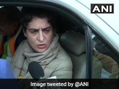 Priyanka Gandhi Vadra Attacks UP Government Over Activist's Arrest