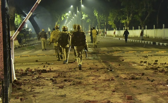 'Will Evacuate AMU Campus Today, Send All Home': UP Top Cop After Protest
