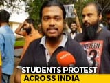 Video : Chennai Students Demand Repeal Of New Citizenship Law