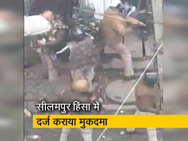 Videos : दुकानदार ने पुलिसकर्मियों पर लगाया तोड़फोड़ का आरोप