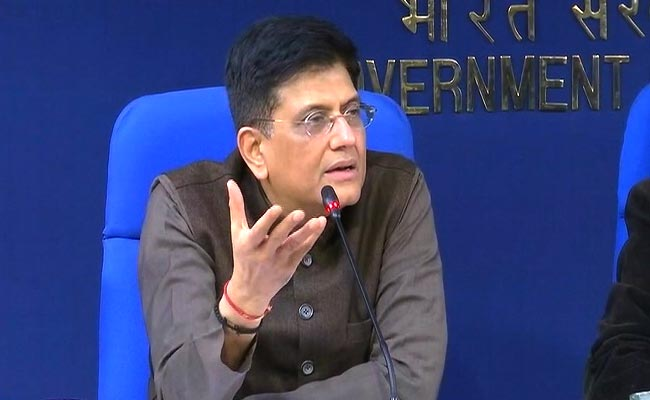 Centre Open To Raising Auto Import Duty To Boost Domestic Production: Piyush Goyal