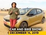 Video : Tata Altroz Review, 2019 India Bike Week