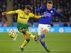 Leicester vs Norwich: Leicester's Winning Run Ends With Draw Against Norwich