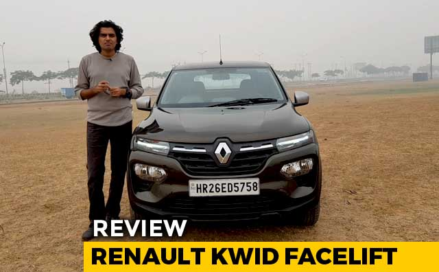 Video: Renault Kwid Facelift Review