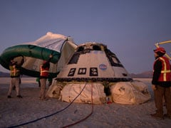 Boeing Spacecraft Lands In US After Mission Cut Short
