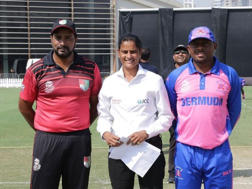 Indias GS Lakshmi Set To Create History By Becoming 1st Female Referee To Officiate In Mens ODI