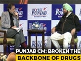 "Video : ""Broken The Backbone Of Drugs"": Punjab Chief Minister Tells Prannoy Roy"