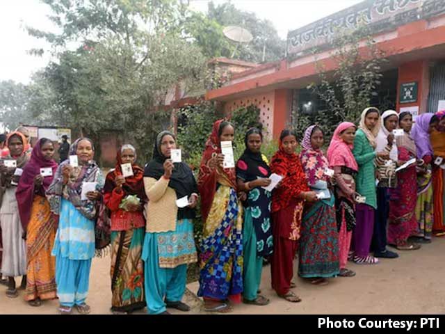 Video : BJP Rejects Exit Polls, Confident Of Victory In Jharkhand