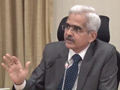 RBI Reviewing Monetary Policy Framework, Says Shaktikanta Das