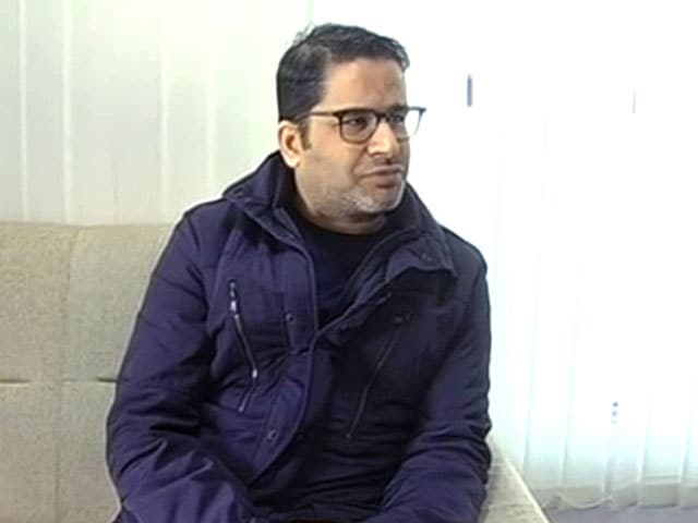 Video : After Citizenship Law, Prashant Kishor Presents New Challenge To BJP