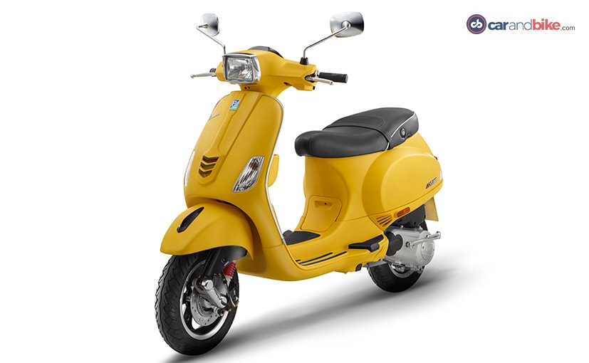 BS6 Compliant Aprilia & Vespa 160 cc Scooters Launched In India; Prices Start At Rs. 85,431