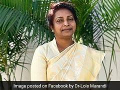 BJP's Lois Marandi Leads In Dumka, Ex-Jharkhand Chief Minister Trails