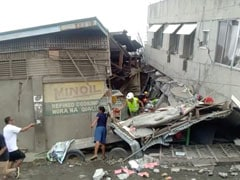 1 Dead As 6.8-Earthquake Hits Phillipines, Many Injured, President Escapes Unharmed