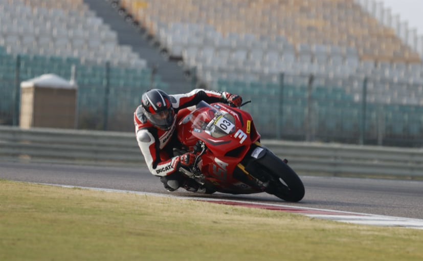 Ducati has secured the first and second positions in race 1 and race 2 over the weekend.