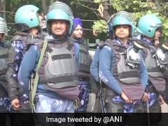 नागरिकता कानून : जामा मस्जिद पर विरोध प्रदर्शन, दिल्ली के कई इलाकों में सुरक्षा कड़ी
