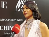 Video : Catching Up With Mrunal Thakur At 'The Power List 2019'