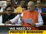 "Video : ""Don't Protest"": Amit Shah Tells North-Eastern States On Citizenship Bill"