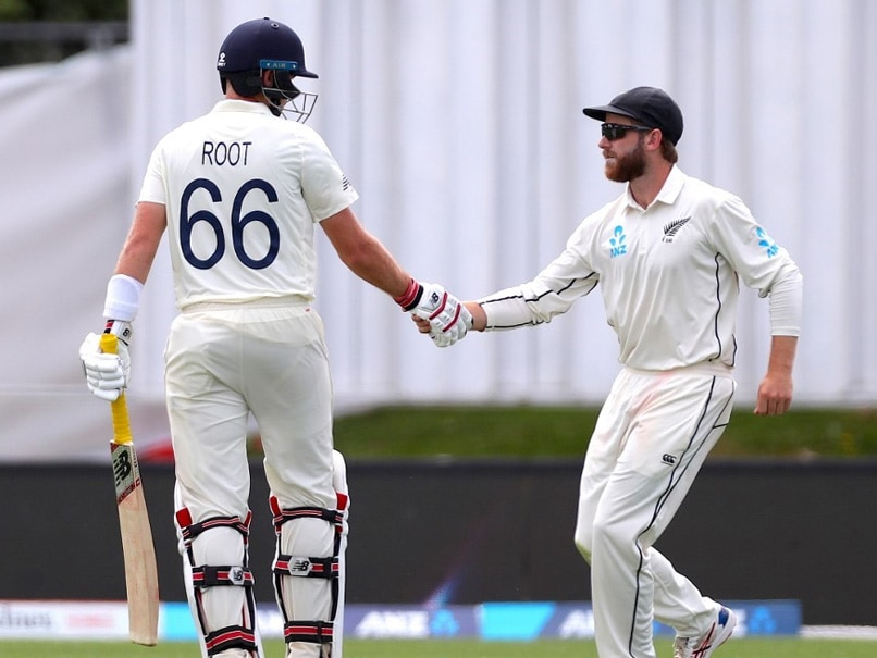 New Zealand Draw Rained Out Test Against England, Win Series 1-0