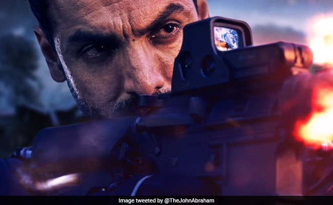 John Abraham Is Set To 'Attack' Box Office On Independence Day