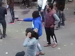 UP Police Release Videos, Photographs Of Protesters Shooting At Cops