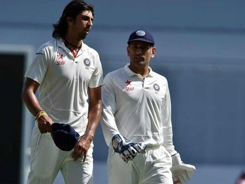 MS Dhoni Rotating Fast Bowlers Did Not Help Them Achieve Consistency, Says Ishant Sharma