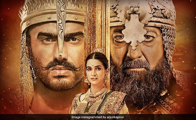 Panipat Movie Review: Arjun Kapoor's Film Perks Up A Tad When Sanjay Dutt Surfaces