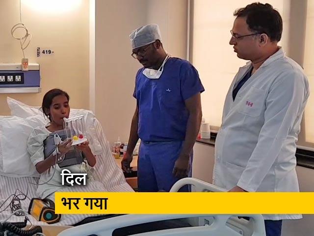 Videos : NDTV ने दिखाया दर्द, अब भर गया अंशू के दिल का छेद