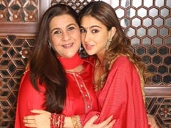 Sara Ali Khan's Post  For 'Mommy No 1' Amrita Singh Is Everything