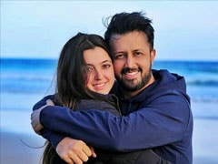 Atif Aslam And Wife Sara Bharwana Introduce Their 'New Arrival' (Second Baby) With Adorable Pic