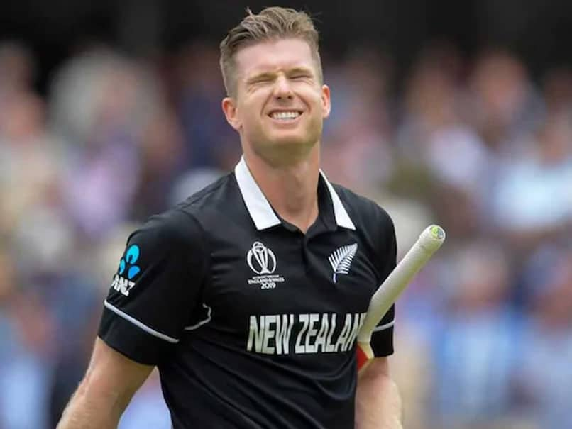 James Neesham Gives Savage Response To Fan For His Unique New Year Resolution Involving Kane Williamson