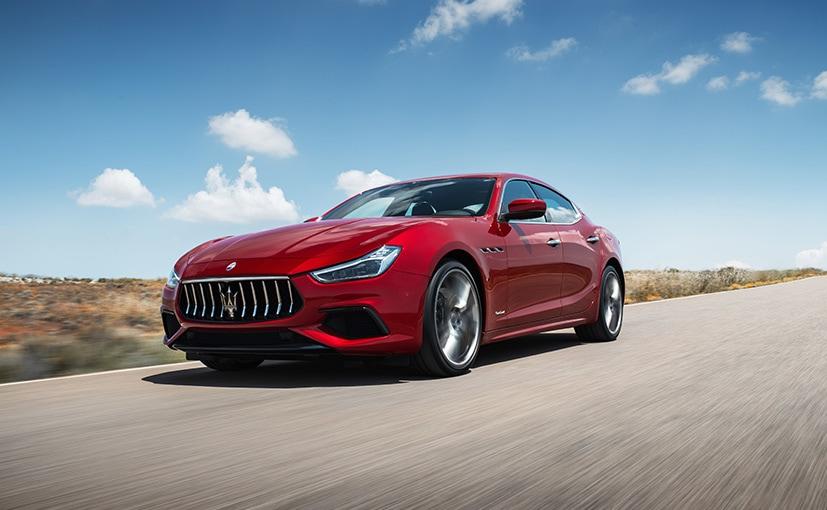Maserati's First Hybrid Car Coming Soon