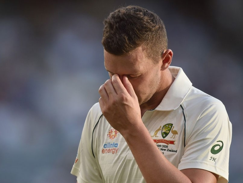 Josh Hazlewood Ruled Out Of Ongoing First Test Against New Zealand With Hamstring Strain