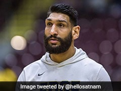 Basketball Star Satnam Singh Bhamara Provisionally Suspended After Failing Dope Test