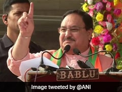 JP Nadda, Rajnath Singh Campaign For BJP Candidates In Jharkhand