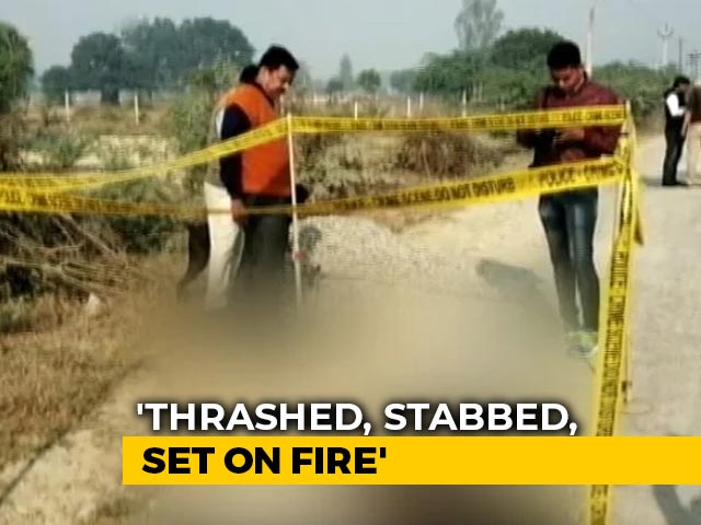 "Video : ""Stabbed, Petrol Poured..."": Unnao Rape Survivor Testifies In Hospital"