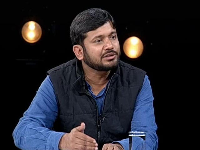 "Video : ""Not Just Muslims, Citizenship Act And NRC Will Affect All Of India,"" Says Kanhaiya Kumar"