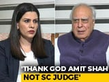 "Video : ""PM Has Said Too Many Things, All Wrong"": Kapil Sibal On Citizenship Bill"