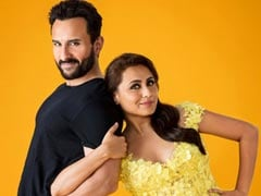 <I>Bunty Aur Babli 2</i>: Saif Ali Khan Joins Rani Mukerji Because 'Things Didn't Work Out' With Abhishek Bachchan