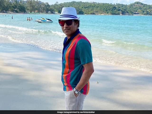 Sachin Tendulkar Shares Picture From Vacation In Thailand, Fans Pour In Love